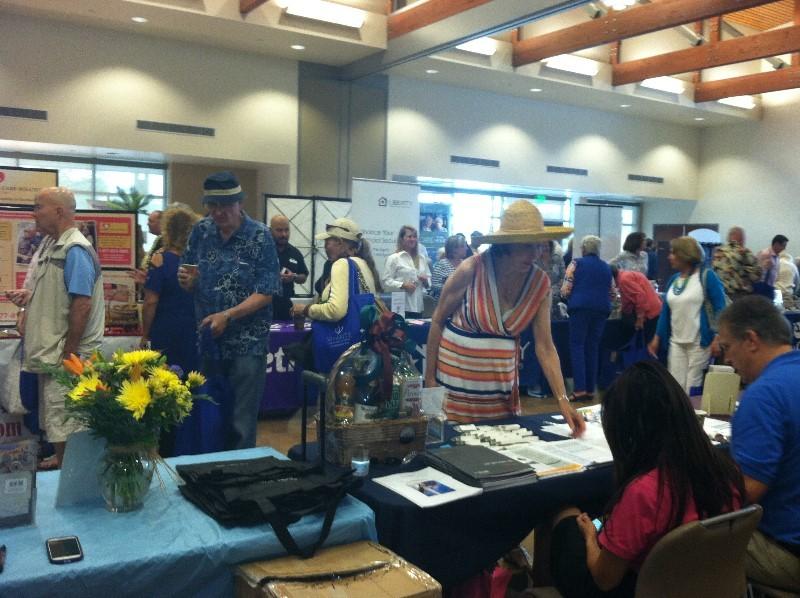OASIS Senior Resources Expo in Corona Del Mar