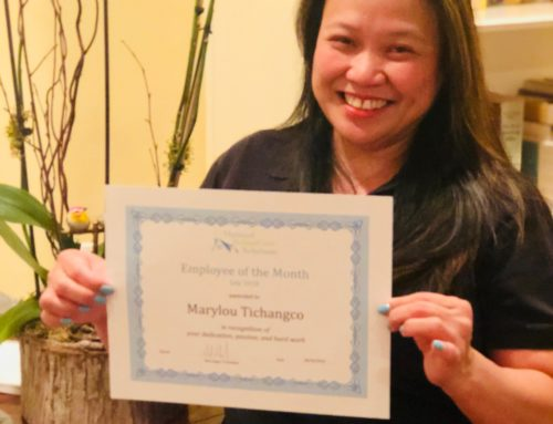 July Caregiver of the Month!