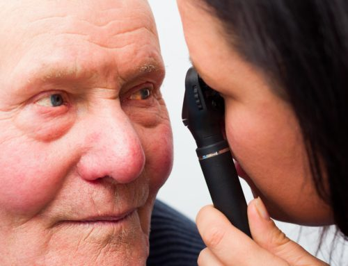 Is There Anything Your Senior Can Do to Reduce Their Risk for Glaucoma?