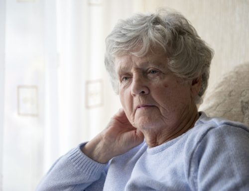 Five Feelings Your Senior Might Have about a Scary Diagnosis