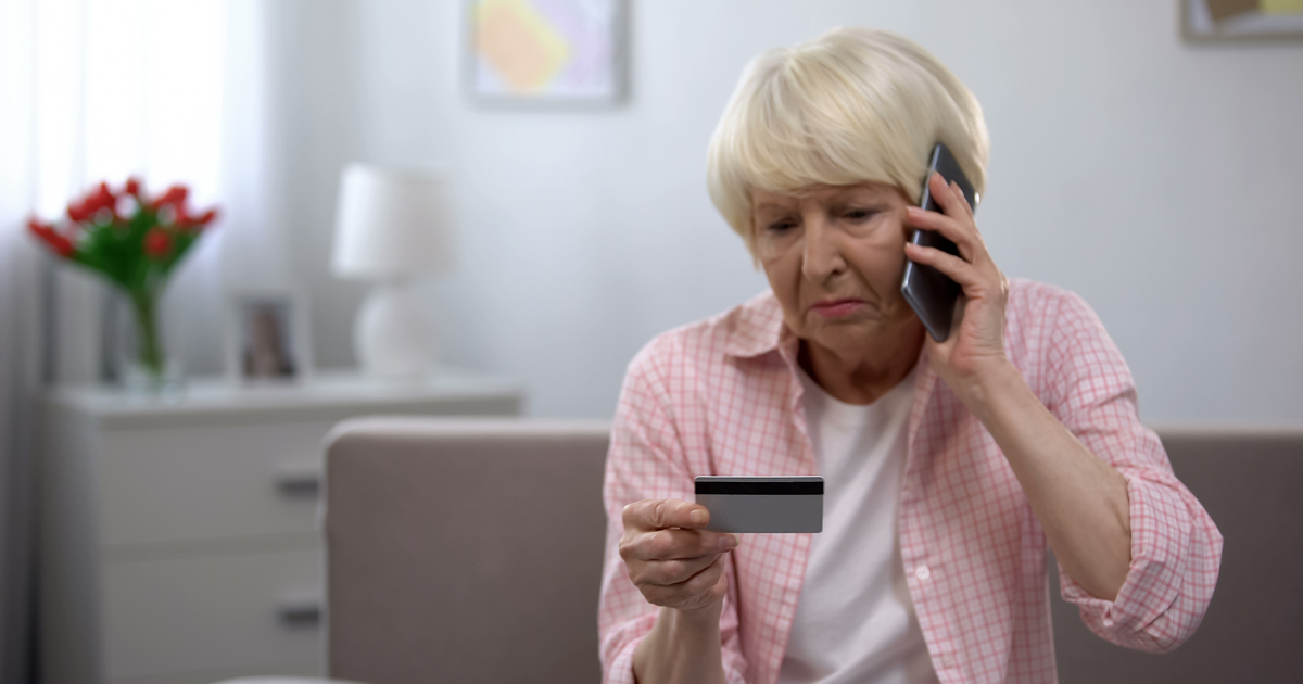 Protect Seniors from Financial Scams