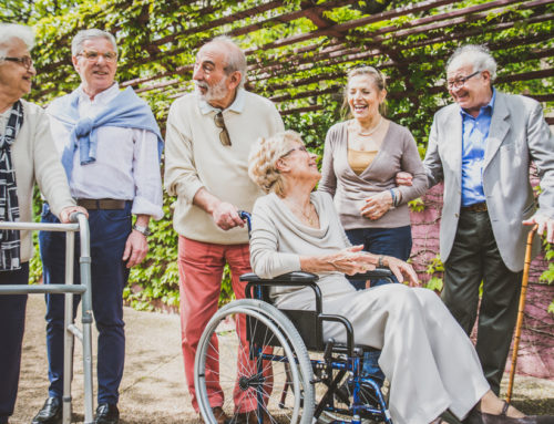 The Importance of Keeping Seniors Socially Active