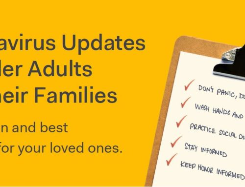 Coronavirus Updates for Older Adults and Their Families