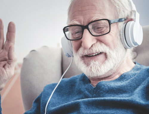 Keeping Seniors Connected During  COVID-19