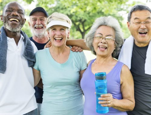 What to About Know Healthy Aging
