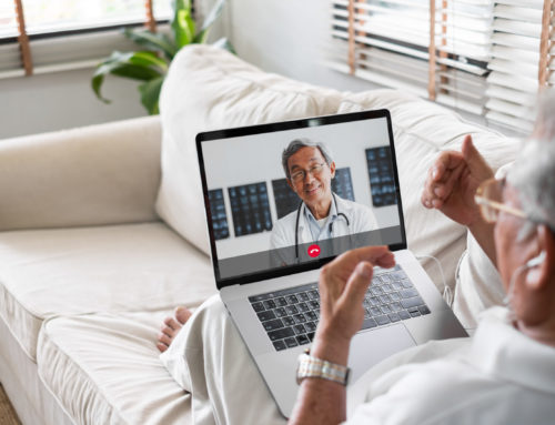 Telehealth Helps Seniors and Caregivers