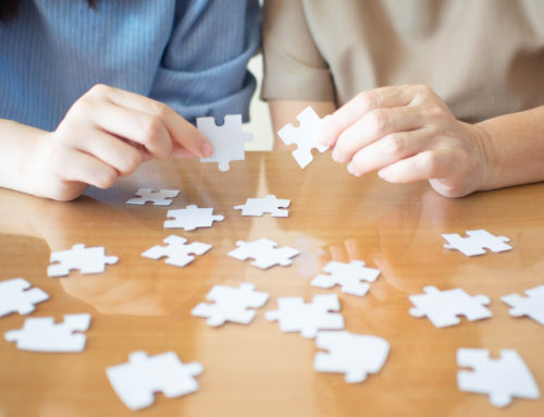Games for Engaging Seniors with Dementia