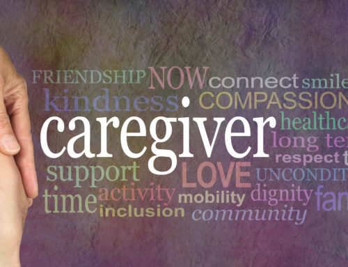 Caregivers Need Support Too